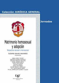 Matrimonio Homosexual Y Adopcion por Vv.aa. epub