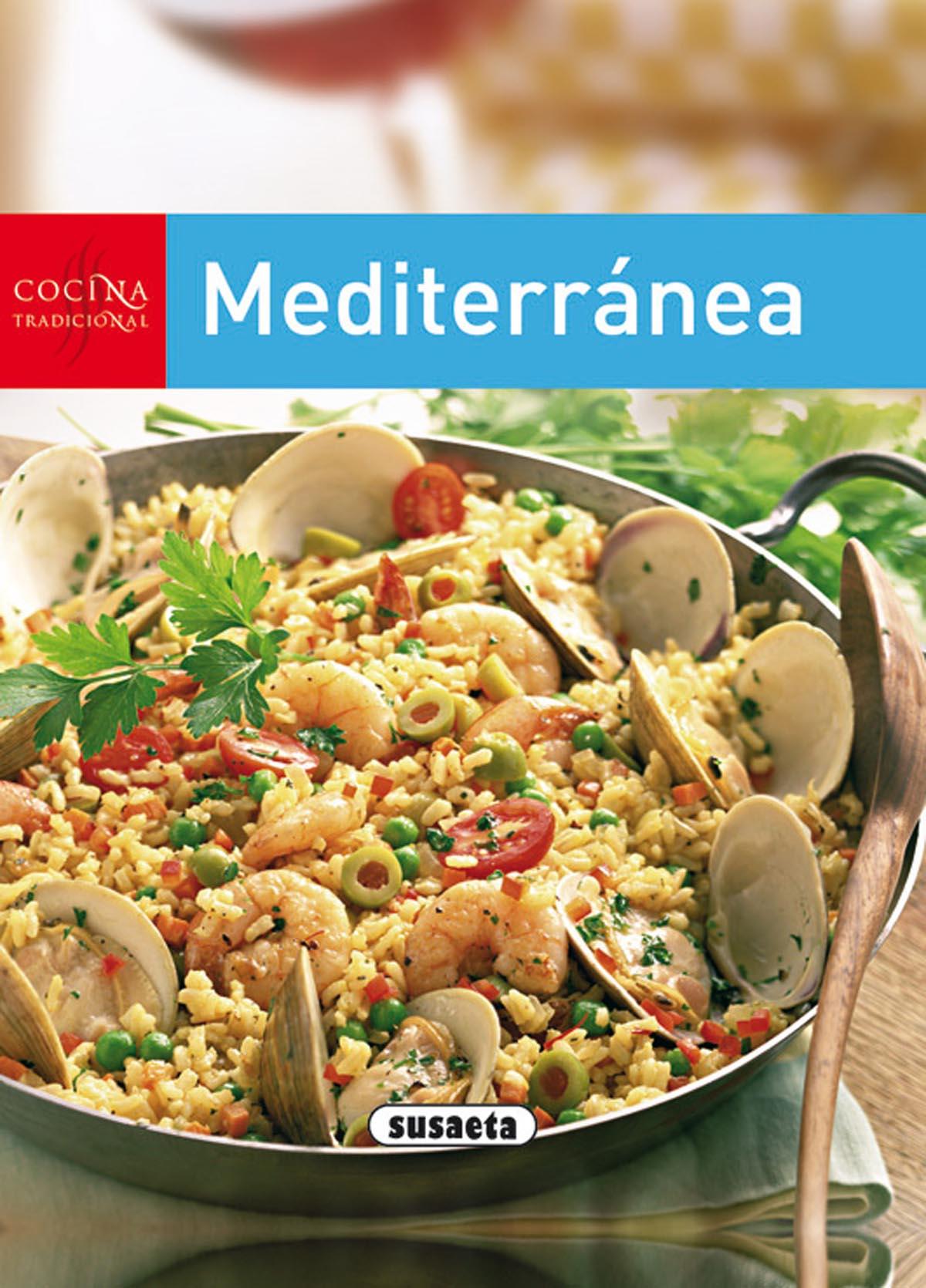 Cocina Mediterranea Tradicional   Mediterranea Cocina Tradicional Vv Aa Comprar Libro 9788430563371