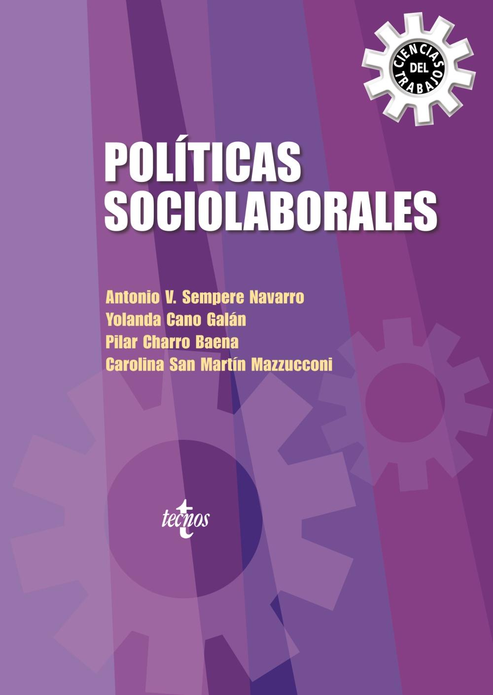 Politicas Sociolaborales por Antonio Sempere Navarro epub