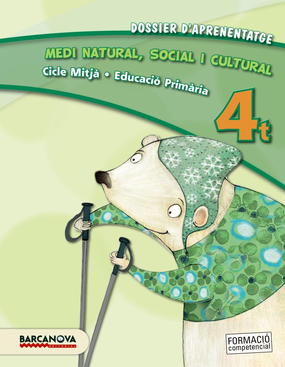 descargar MEDI NATURAL, SOCIAL I CULTURAL 4T CM. DOSSIER D APRENENTATGE ED 2013 CATALUÑA/BALEARES CATALA pdf, ebook