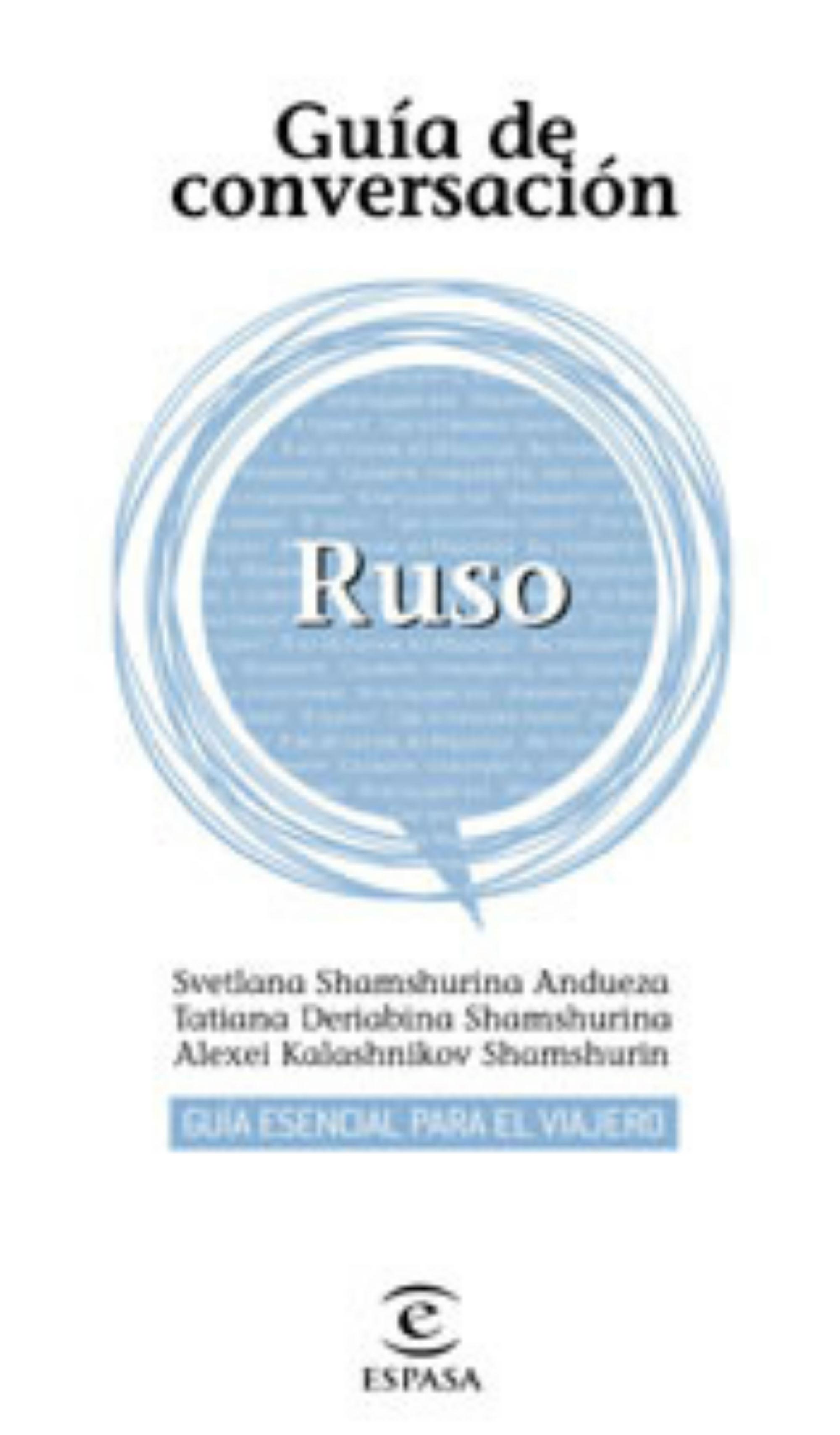 Guia De Conversacion Ruso por Vv.aa. epub