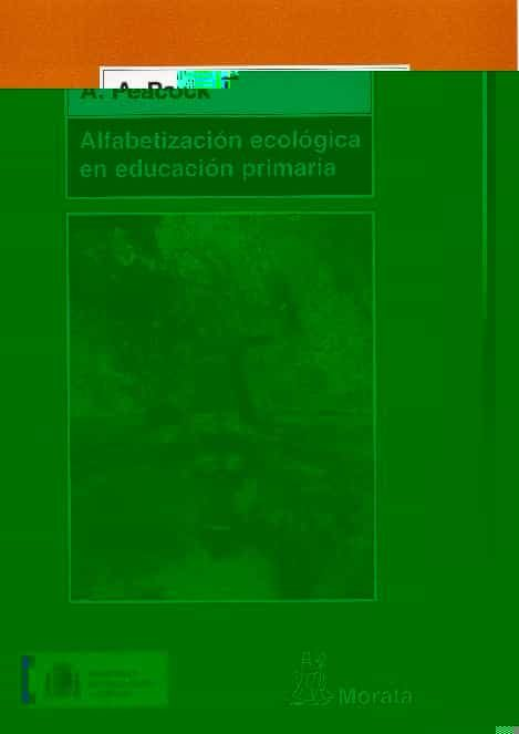 Alfabetizacion Ecologia En Educacion Primaria por Alan Peacock epub