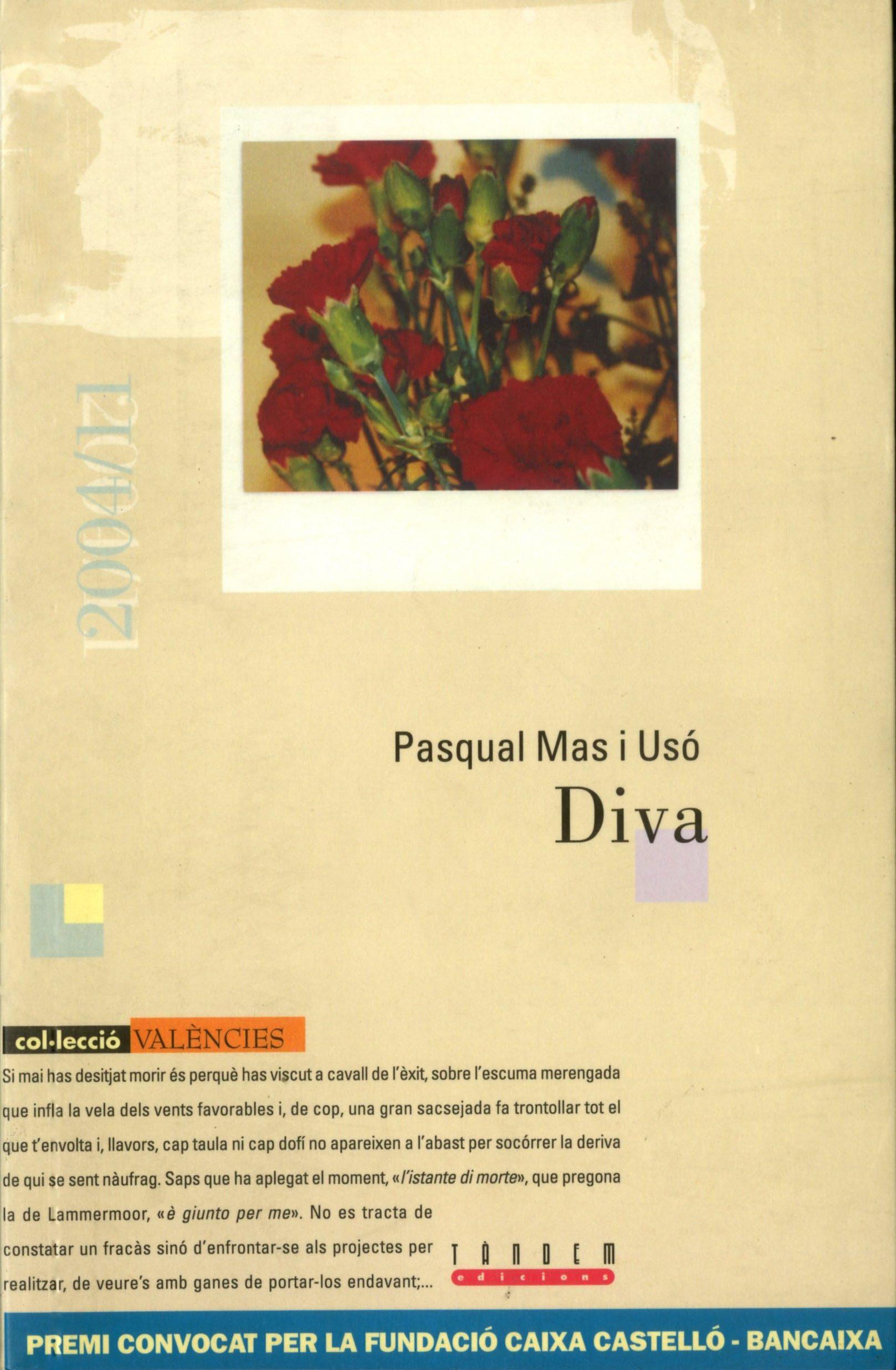 Diva por Pasqual Mas I Uso