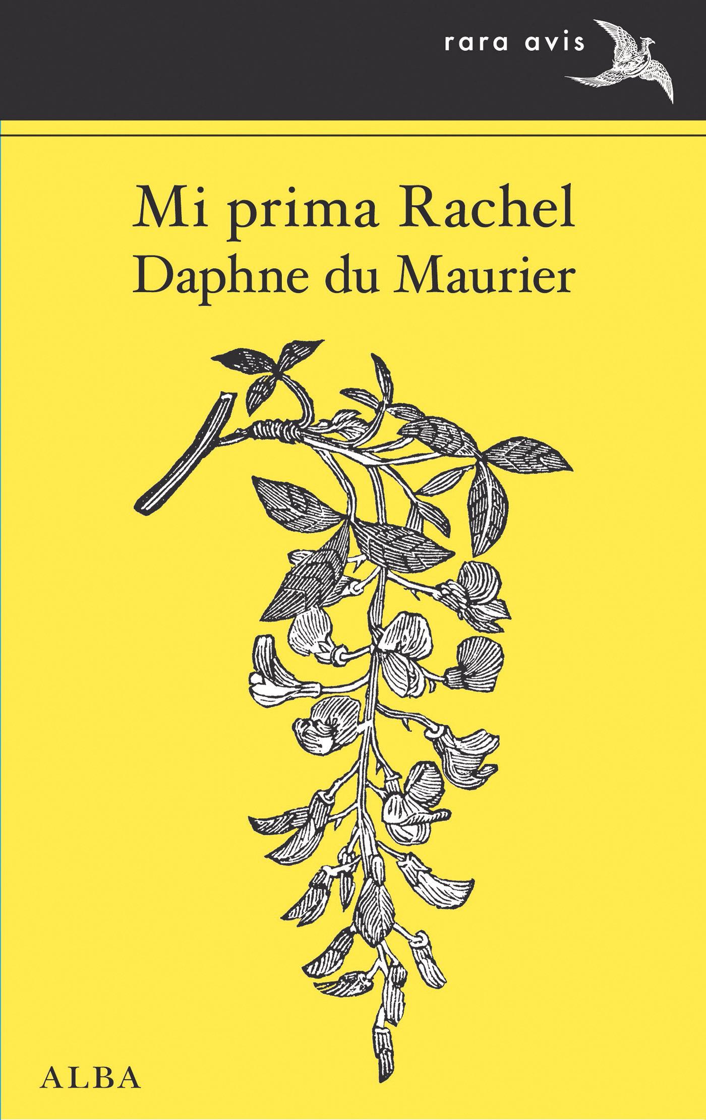 Mi prima Rachel De Daphne du Maurier [ZS]