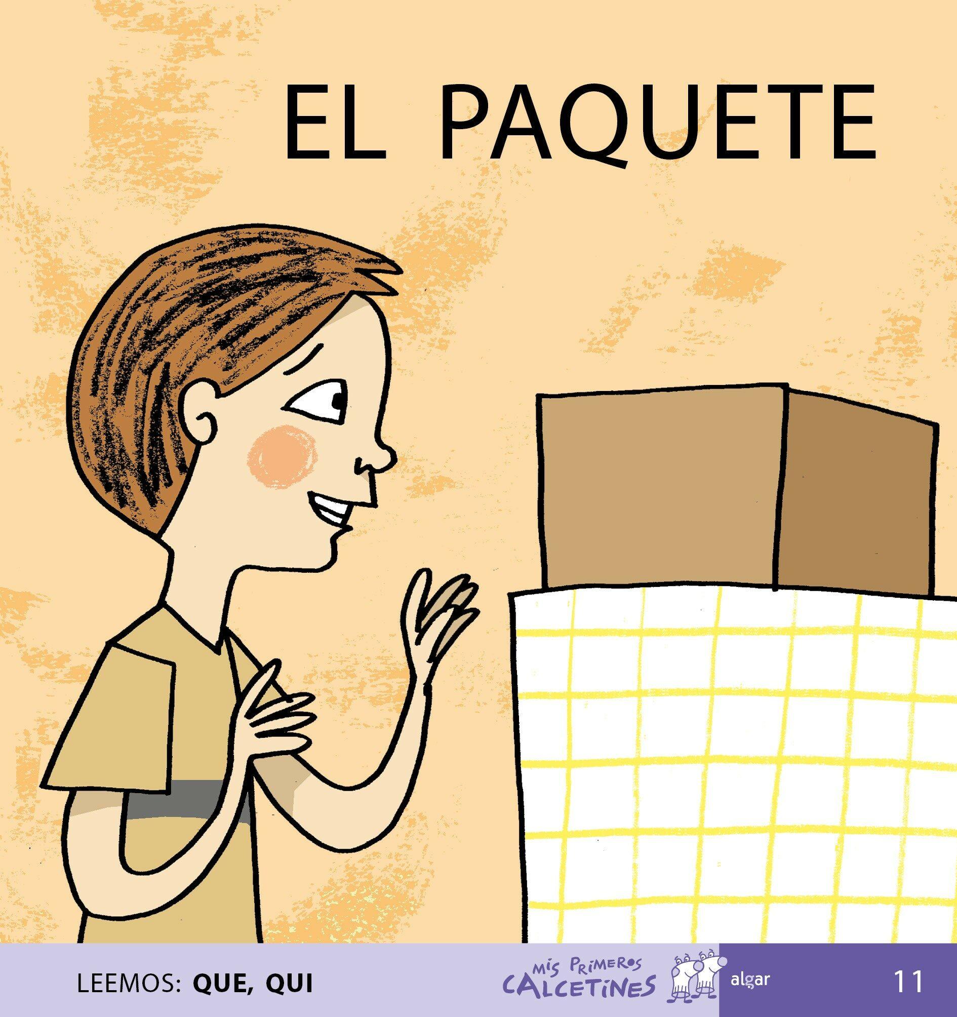 El Paquete (mis Primeros Calcetines; 11) (mayusculas) por Teresa Soler