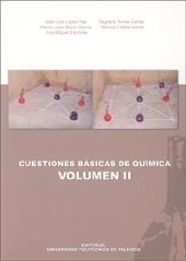 Cuestiones Basicas De Quimica (vol. Ii) por Vv.aa. epub