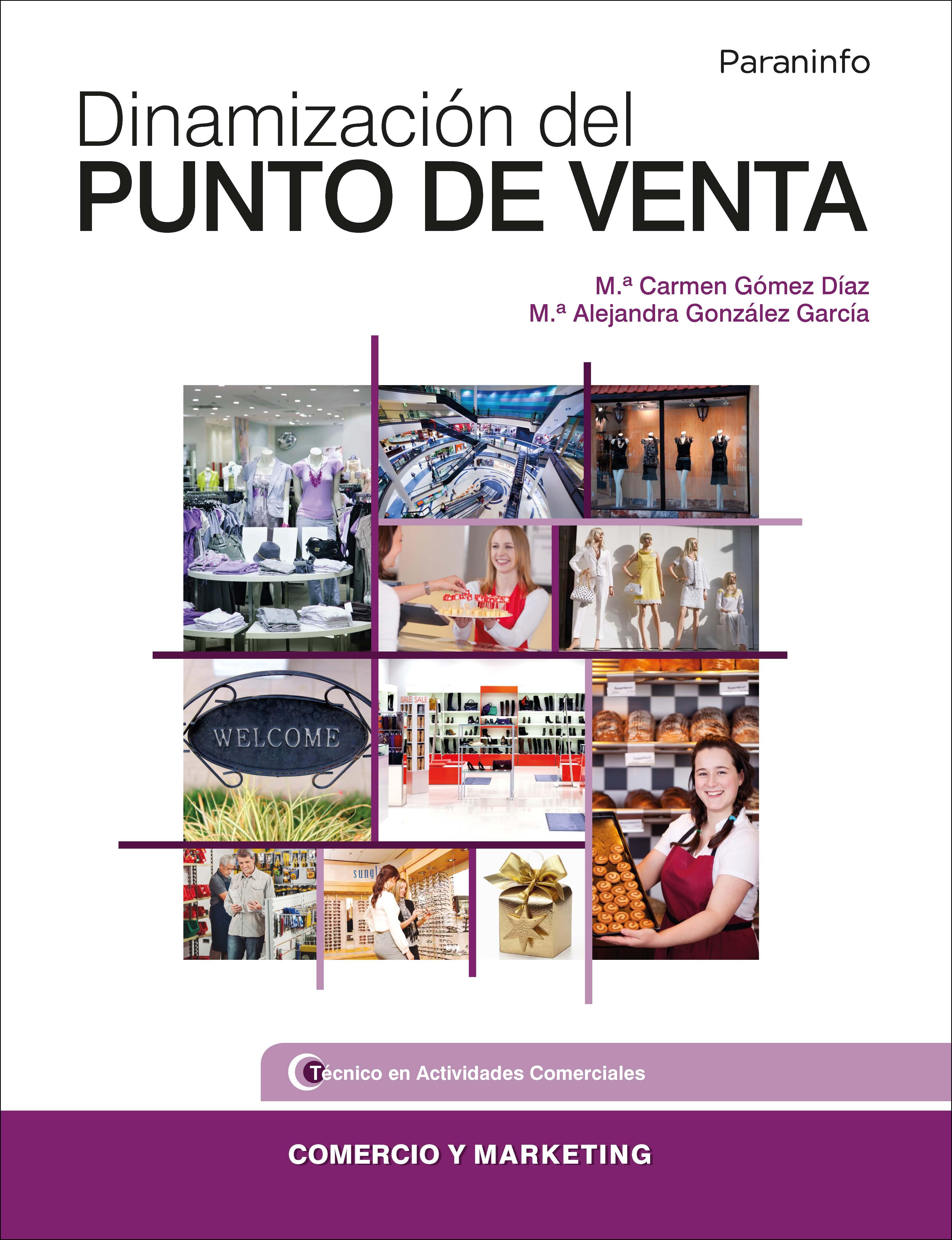 Dinamizacion En El Punto De Venta por Vv.aa.