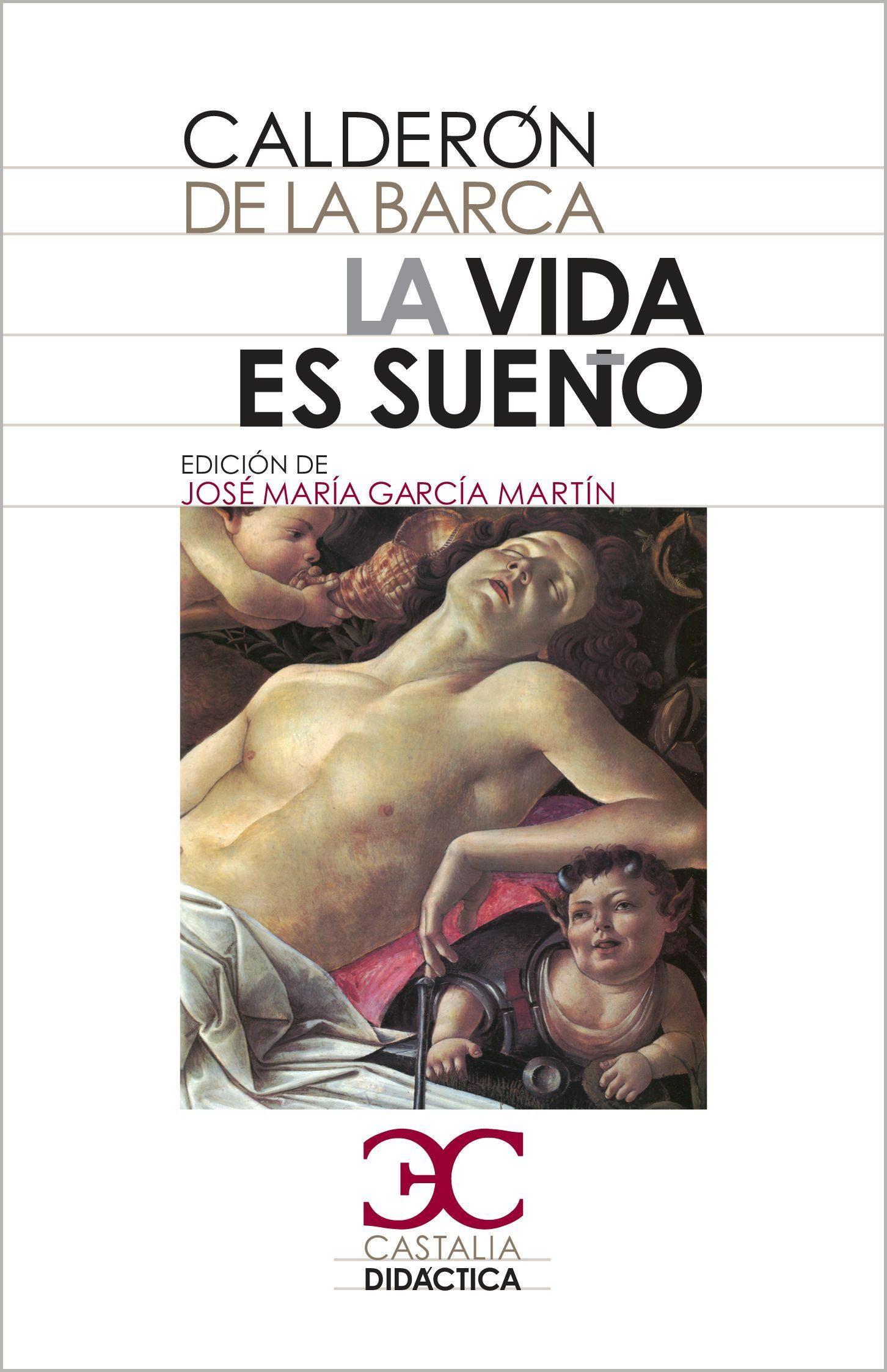 LA VIDA ES SUEÑO | PEDRO CALDERON DE LA BARCA | Comprar libro ...