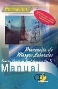 manual de prevencion de riesgos laborales: temario del nivel supe rior (vol. ii)-9788498080971