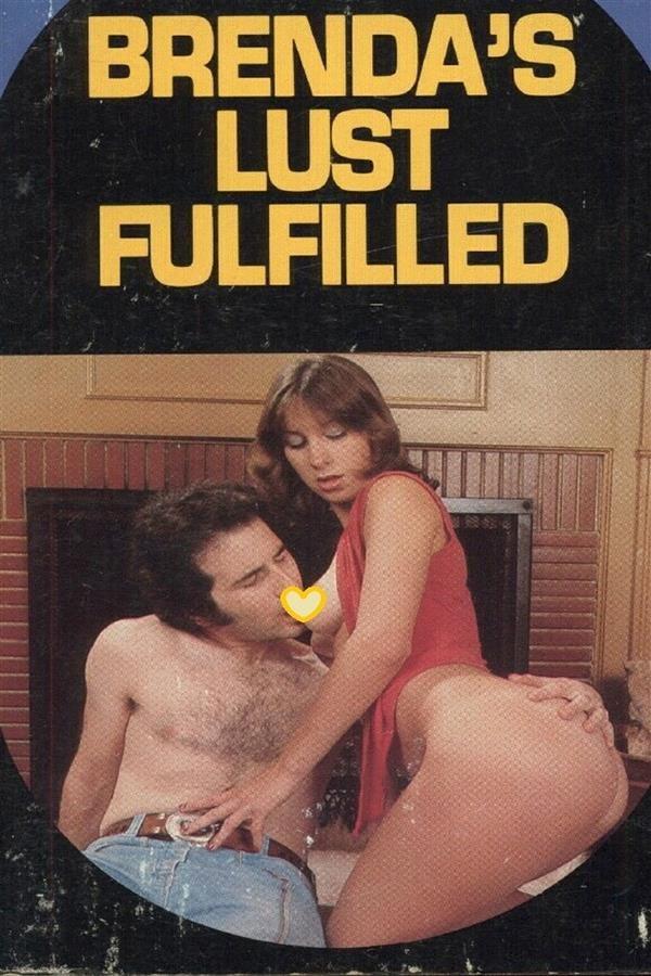 brenda's lust fulfilled - erotic novel (ebook)-9788827536971