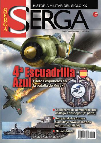 Revista Serga Nº 107 (mayo / Junio 2017) por Vv.aa. epub