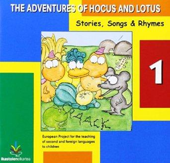 Lh1-(cd) Hocus & Lotus 1 Stories, Songs & Rhymes por Vv.aa. epub