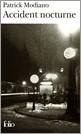 Accident Nocturne por Patrick Modiano epub