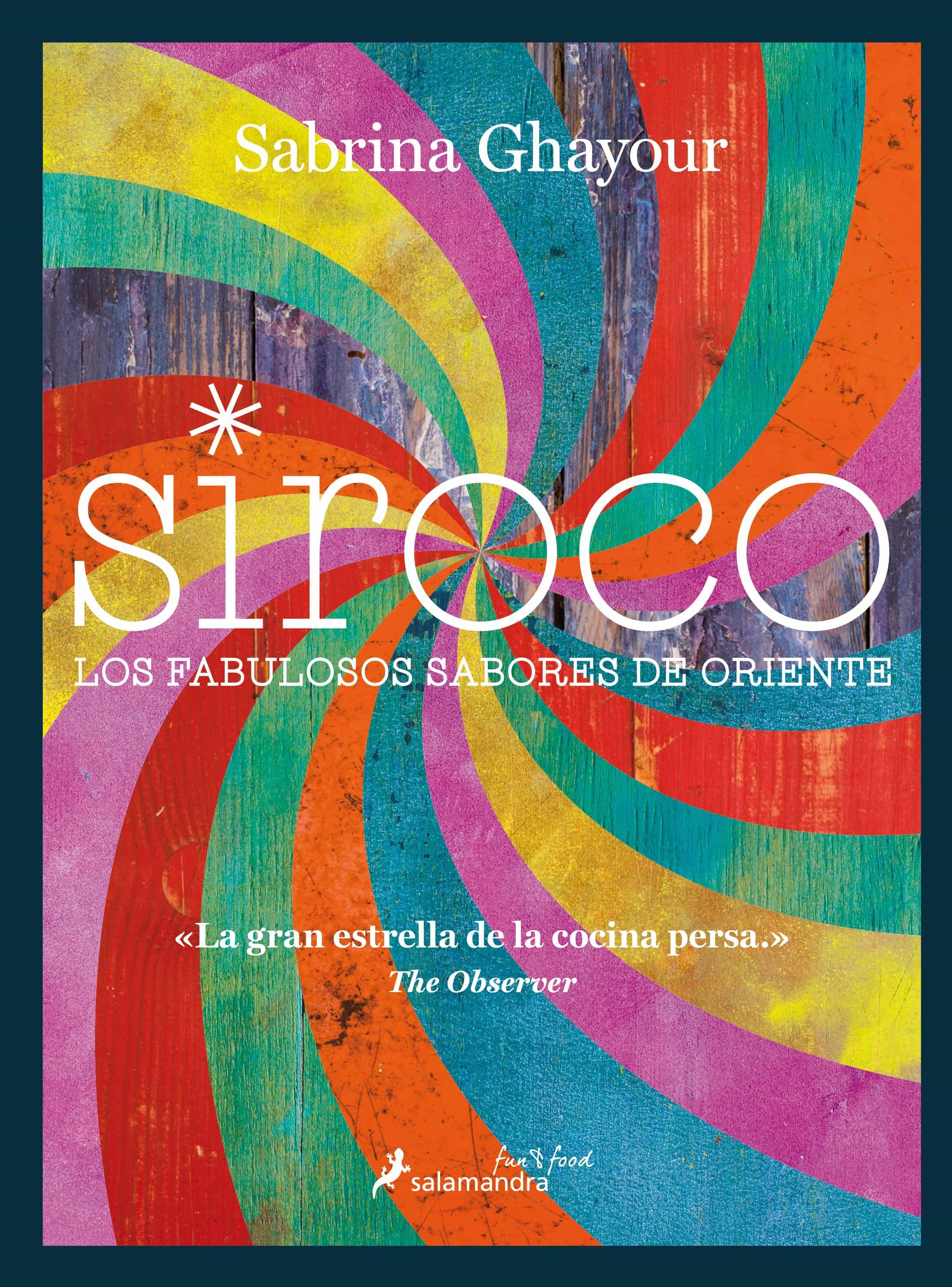 SIROCO | SABRINA GHAYOUR | Comprar libro 9788416295081
