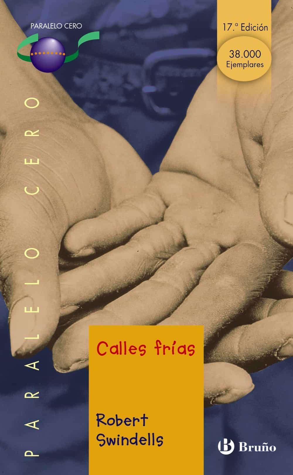calles frias-robert swindells-9788421625781