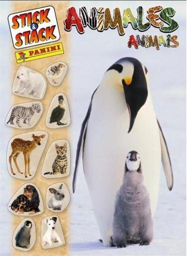 stick & stack animales 2014-9788427868281