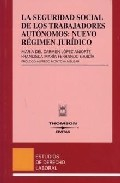 Seguridad Social De Los Trabajadores Autonomos No Regulados por Maria Del Carmen Lopez Aniorte;                                                                                    Francisca Ferrando Gratis