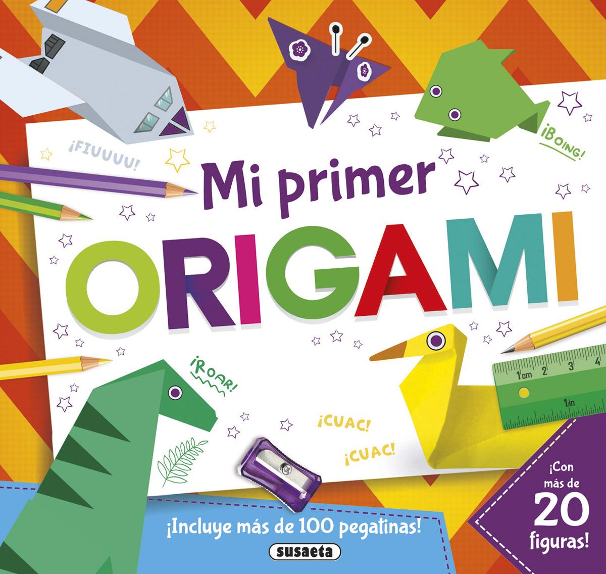 Mi Primer Origami Vvaa Comprar Libro 9788467751581 Conoce A Los Maestros Del