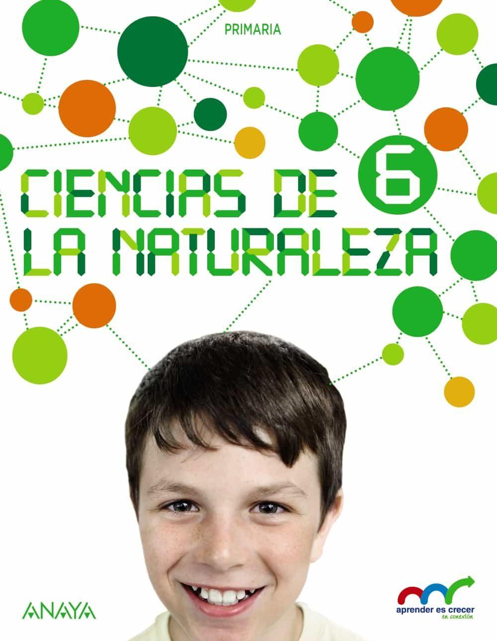 Ciencias De La Naturaleza 6 U00ba Educacion Primaria  Con