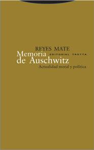 memoria de auschwitz-manuel reyes mate-9788481646481