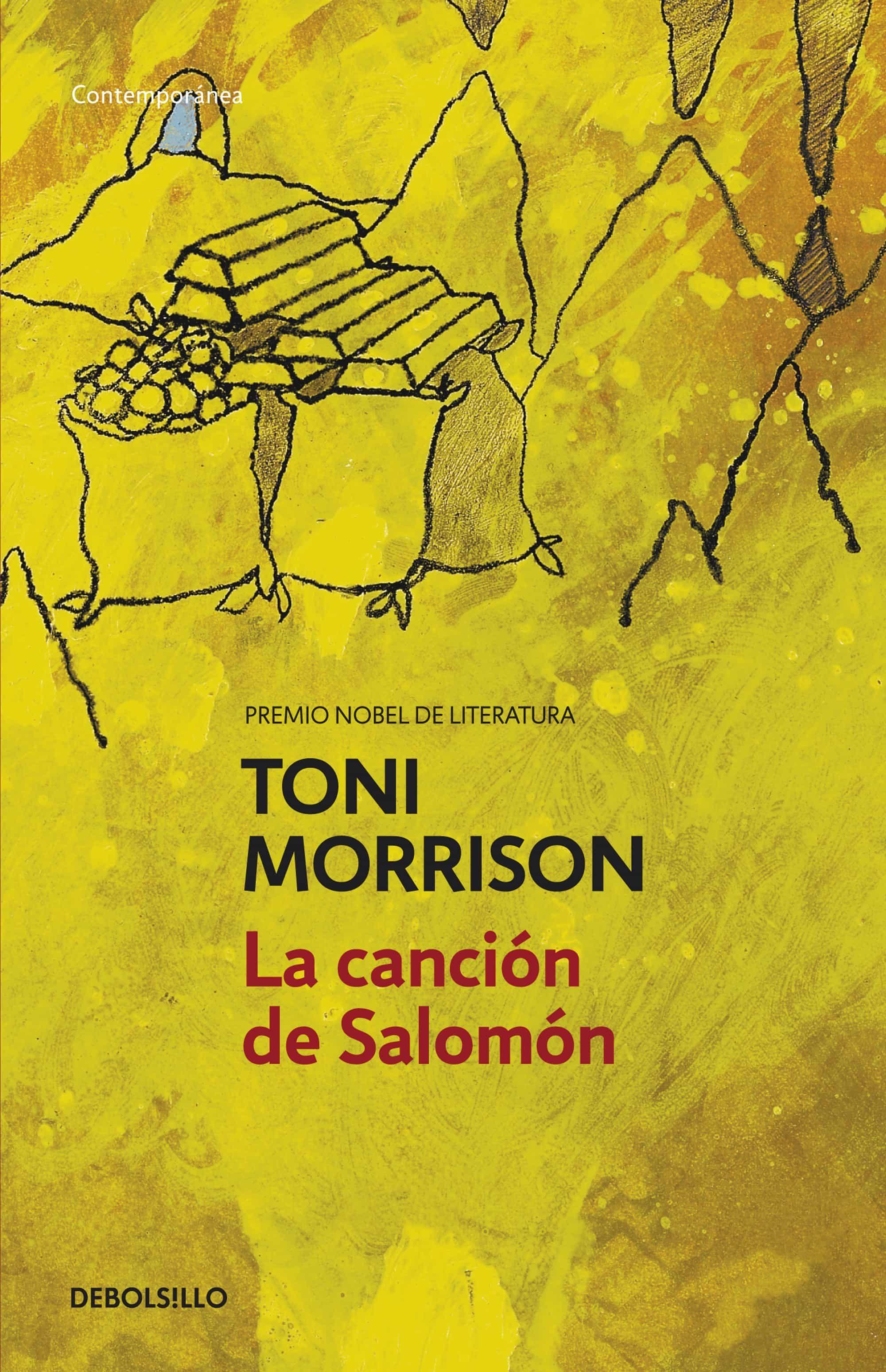 La Canción De Salomón   por Toni Morrison epub