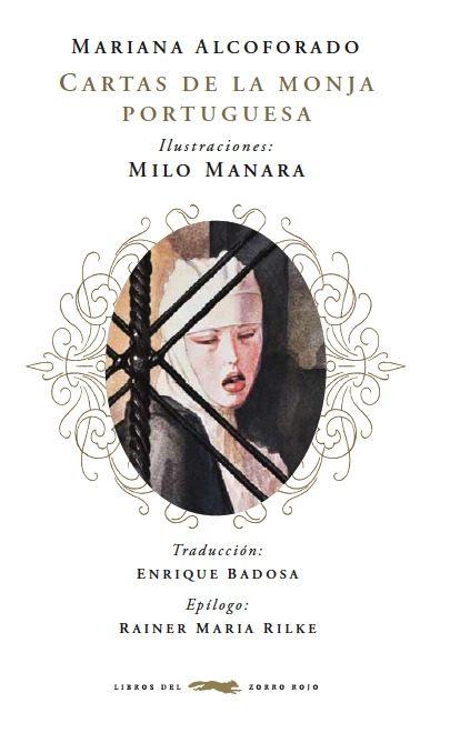 Cartas De La Monja Portuguesa por Mariana Alcoforado