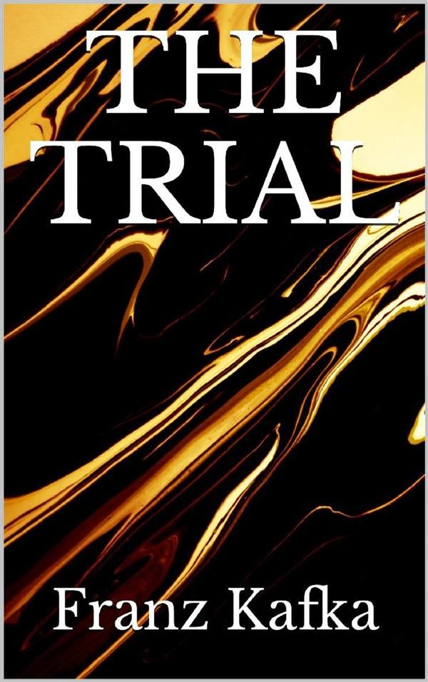 the trial (ebook)-franz kafka-9788827801581
