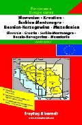 Slovenia, Croazia, Serbia-montenegro, Bosnia-erzegovina, Makedoni Ja = Slovenie, Croatie, Serbie-montenegro, Bosnie-herzegovine, Macedonie = Slowenien, Koatien, Serbien-montenegro, Bosnien-herzegowina, por Vv.aa. epub