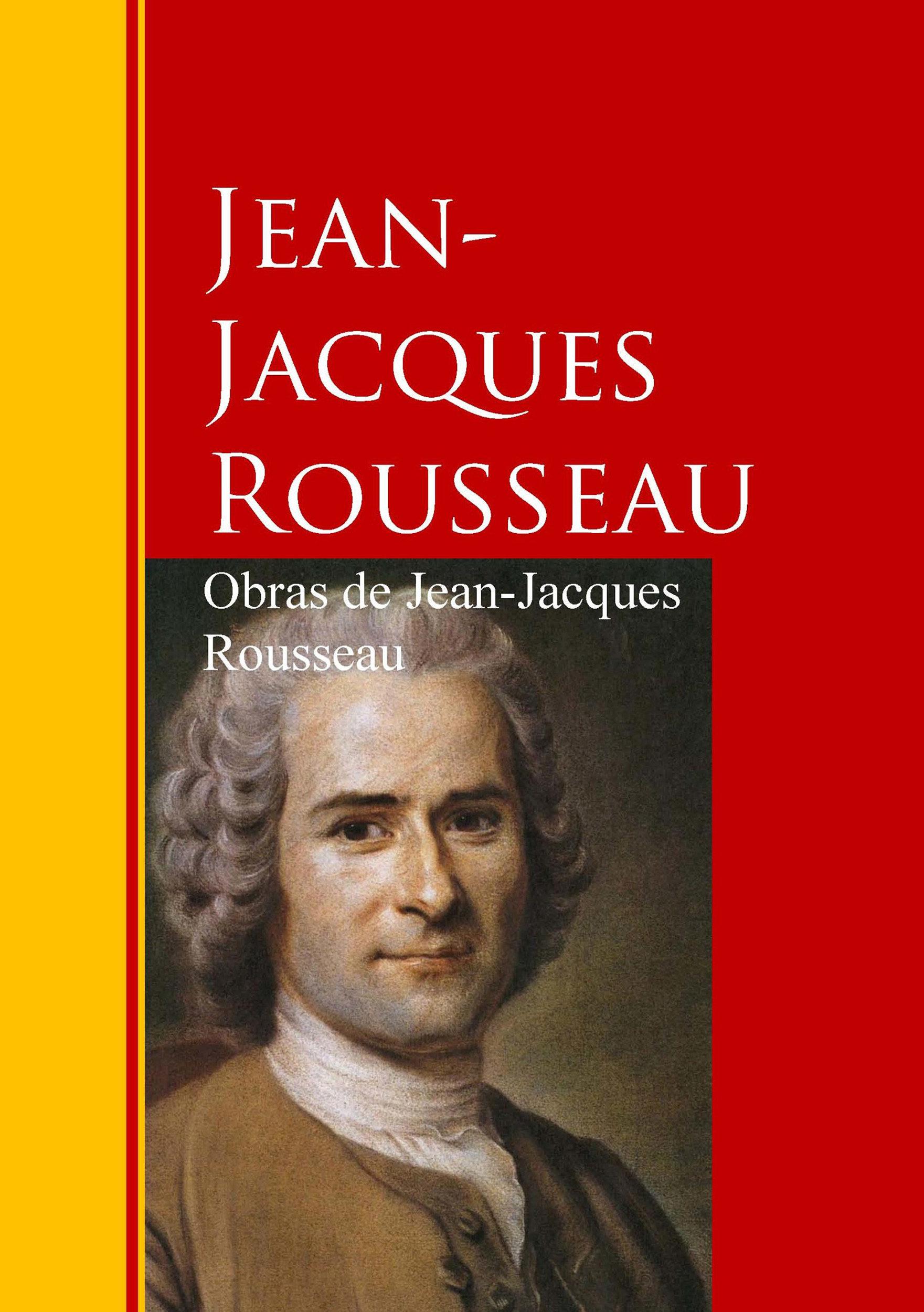 Obras de jean jacques rousseau ebook jean jacques rousseau 9783959284691