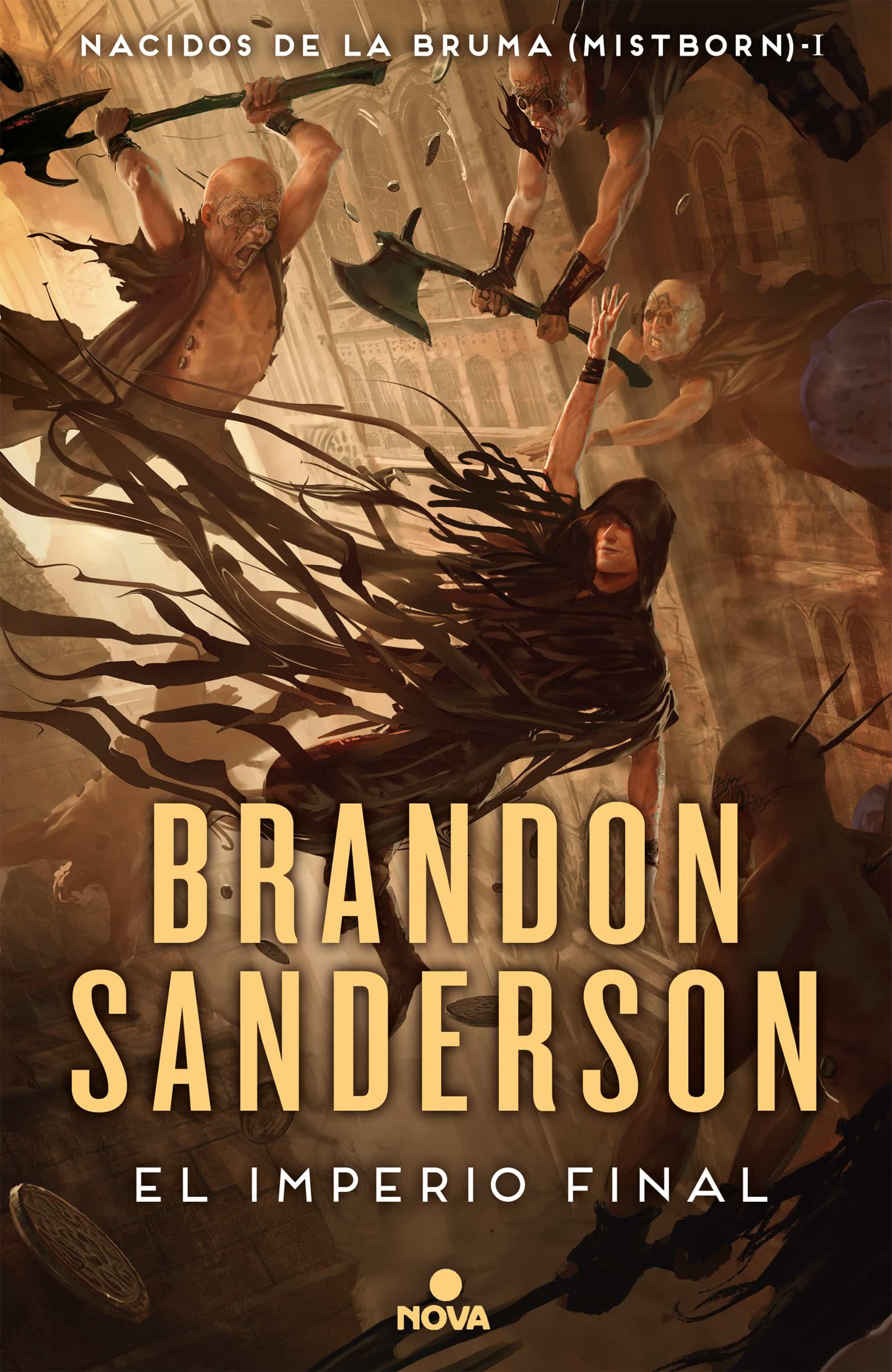 Brandon Sanderson+CD Projekt=Obra maestra