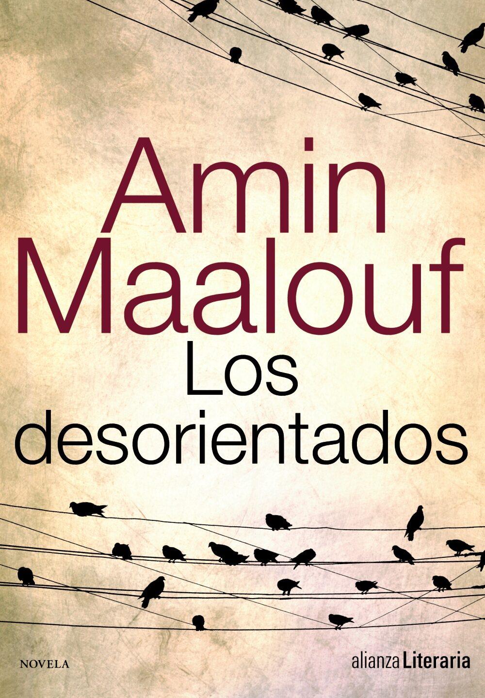 los desorientados-amin maalouf-9788420608891