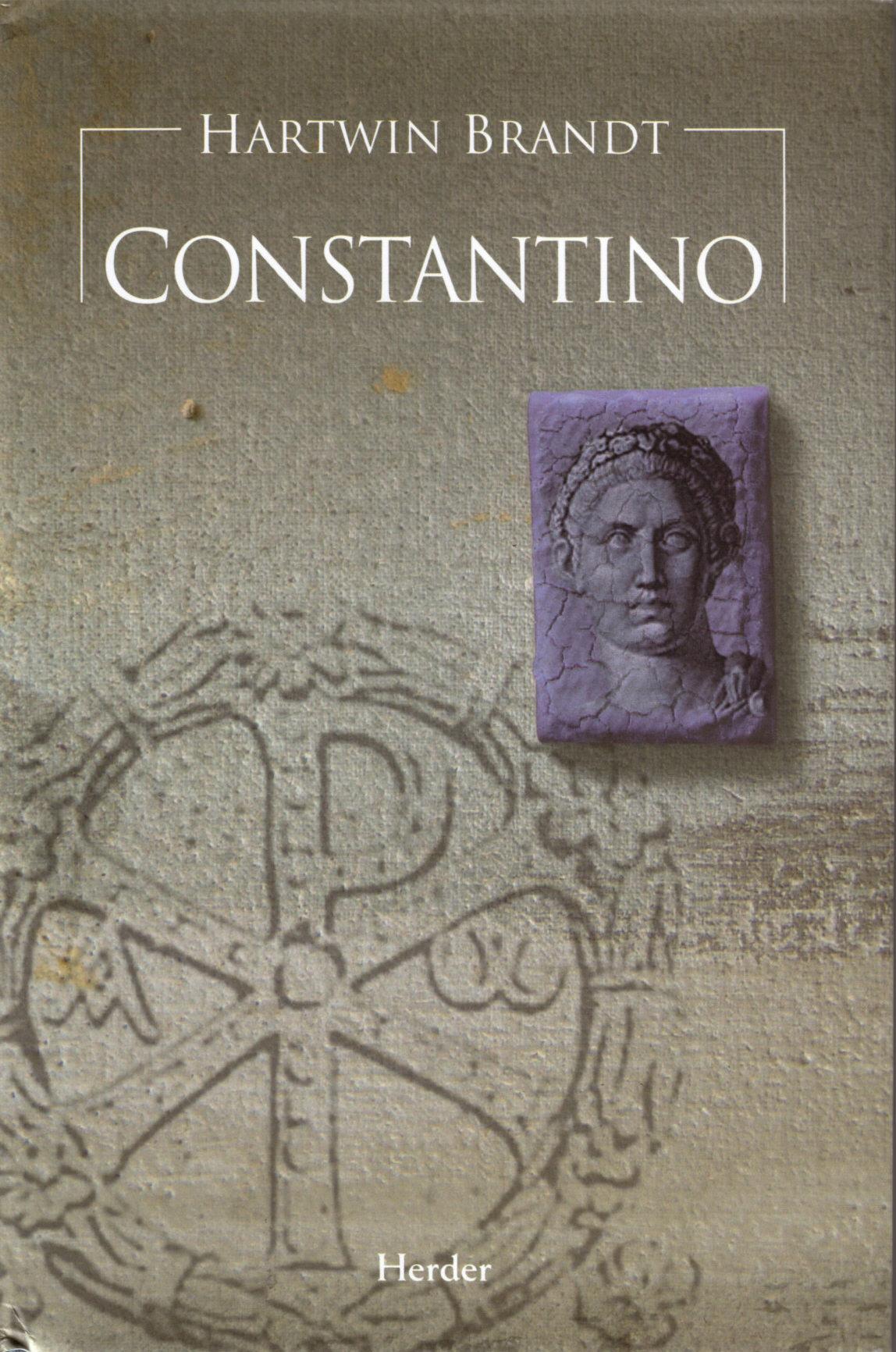 Constantino por Hartwin Brandt epub