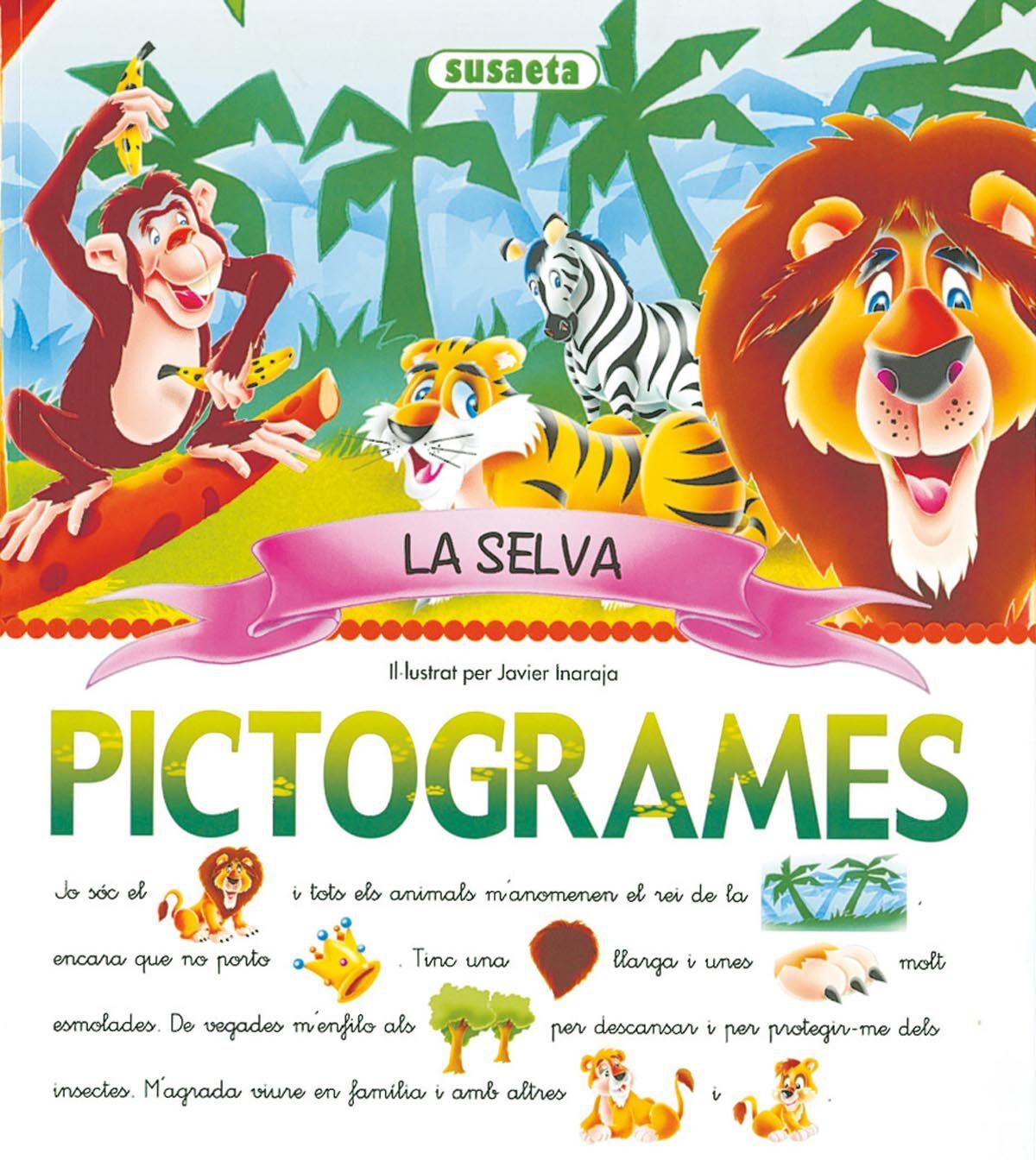 La Selva (pictogrames) por Vv.aa. Gratis