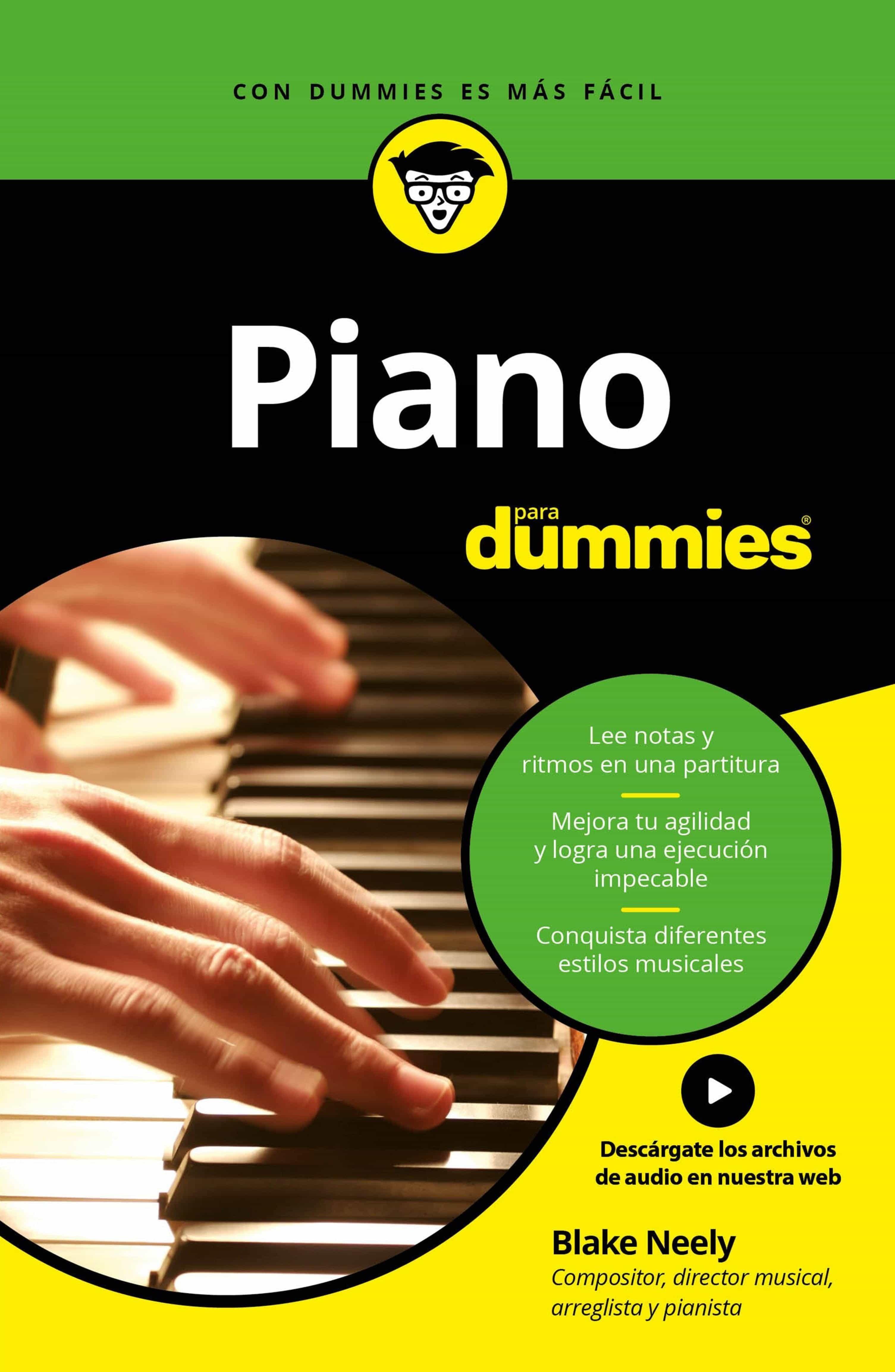 Piano Para Dummies   por Blake Neely