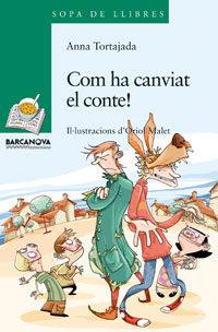 Com Ha Canviat El Conte! por Ana Tortajada epub