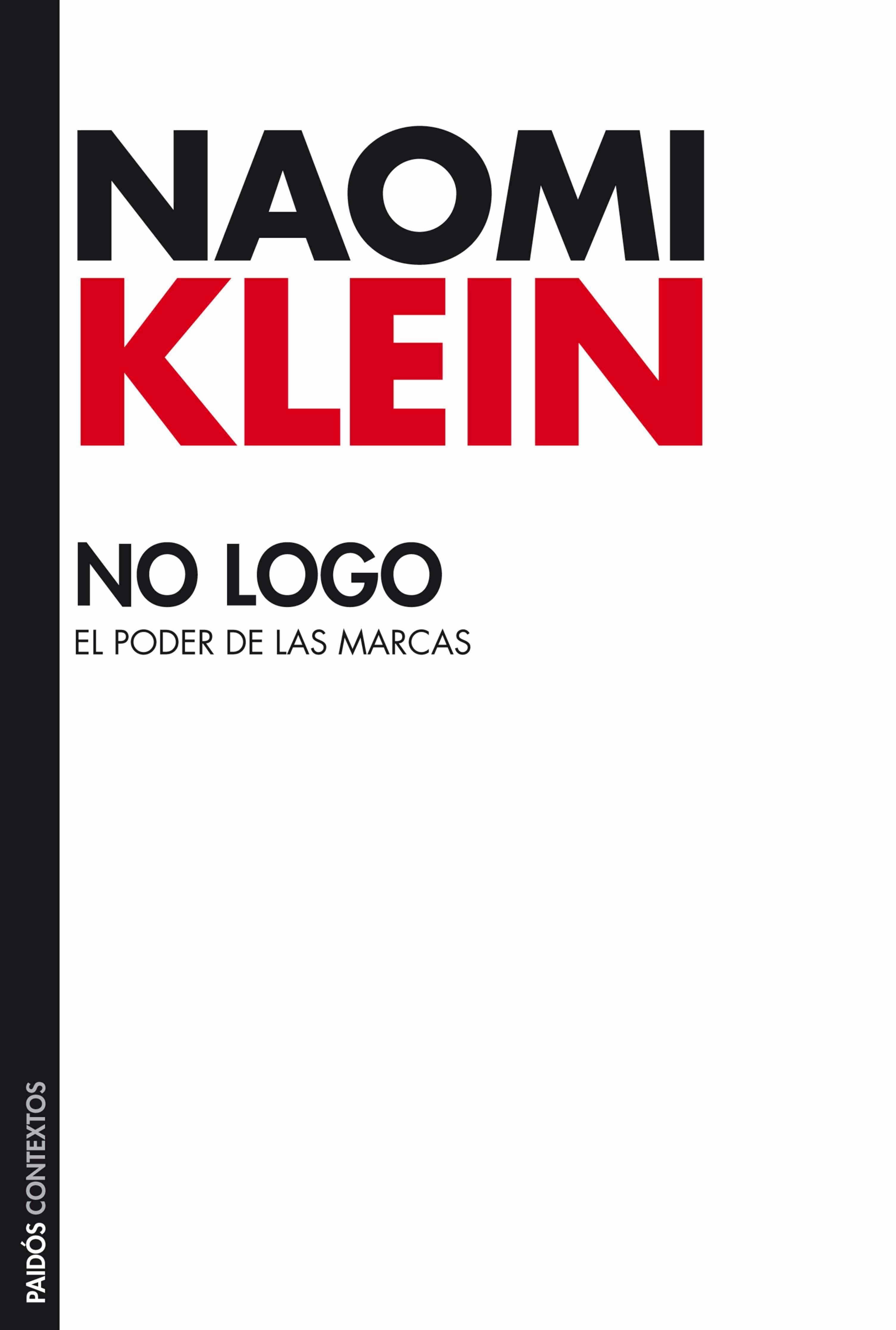 no logo ebook naomi klein descargar libro pdf o epub 9788449330391