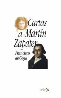 cartas a martin zapater-francisco de goya-9788470903991
