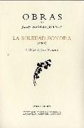 La Soledad Sonora por Juan Ramon Jimenez
