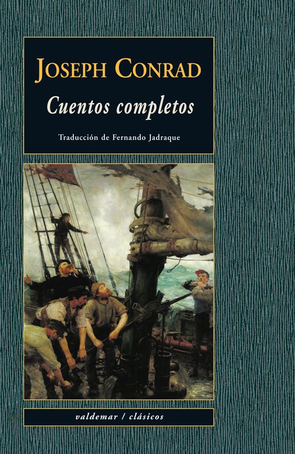 cuentos completos-joseph conrad-9788477028291