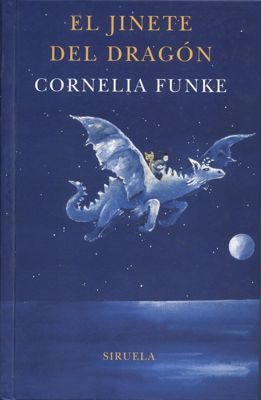 """Resultado de imagen para El jinete del dragón"""": De Cornelia Funke,"""