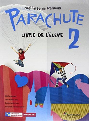 parachute 2 eleve 2º eso-9788490490891