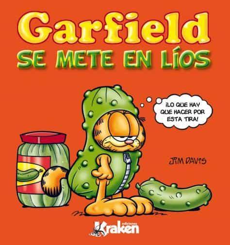 Garfield. Se Mete En Lios por Jim Davis
