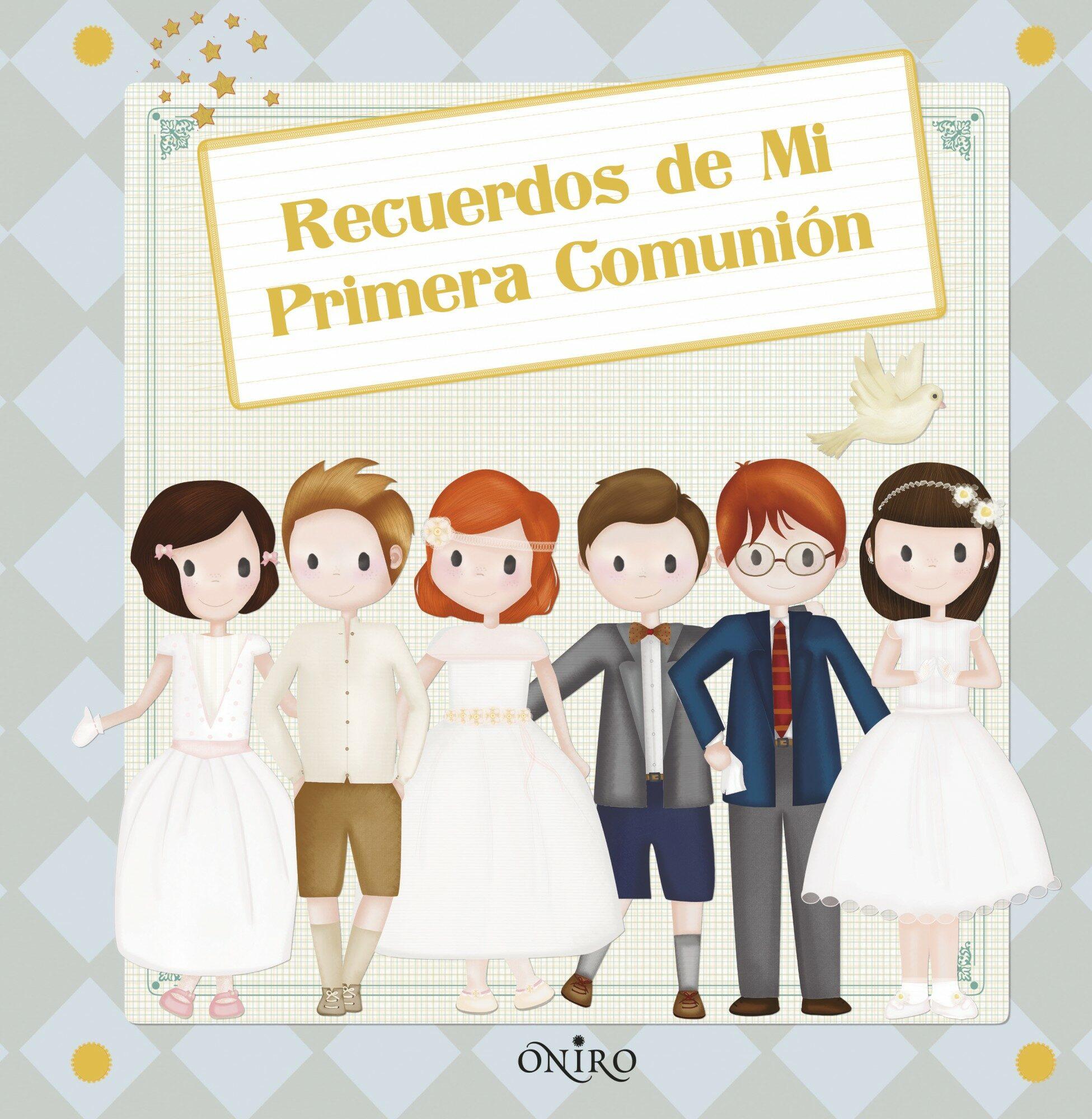 recuerdos de la primera comunion