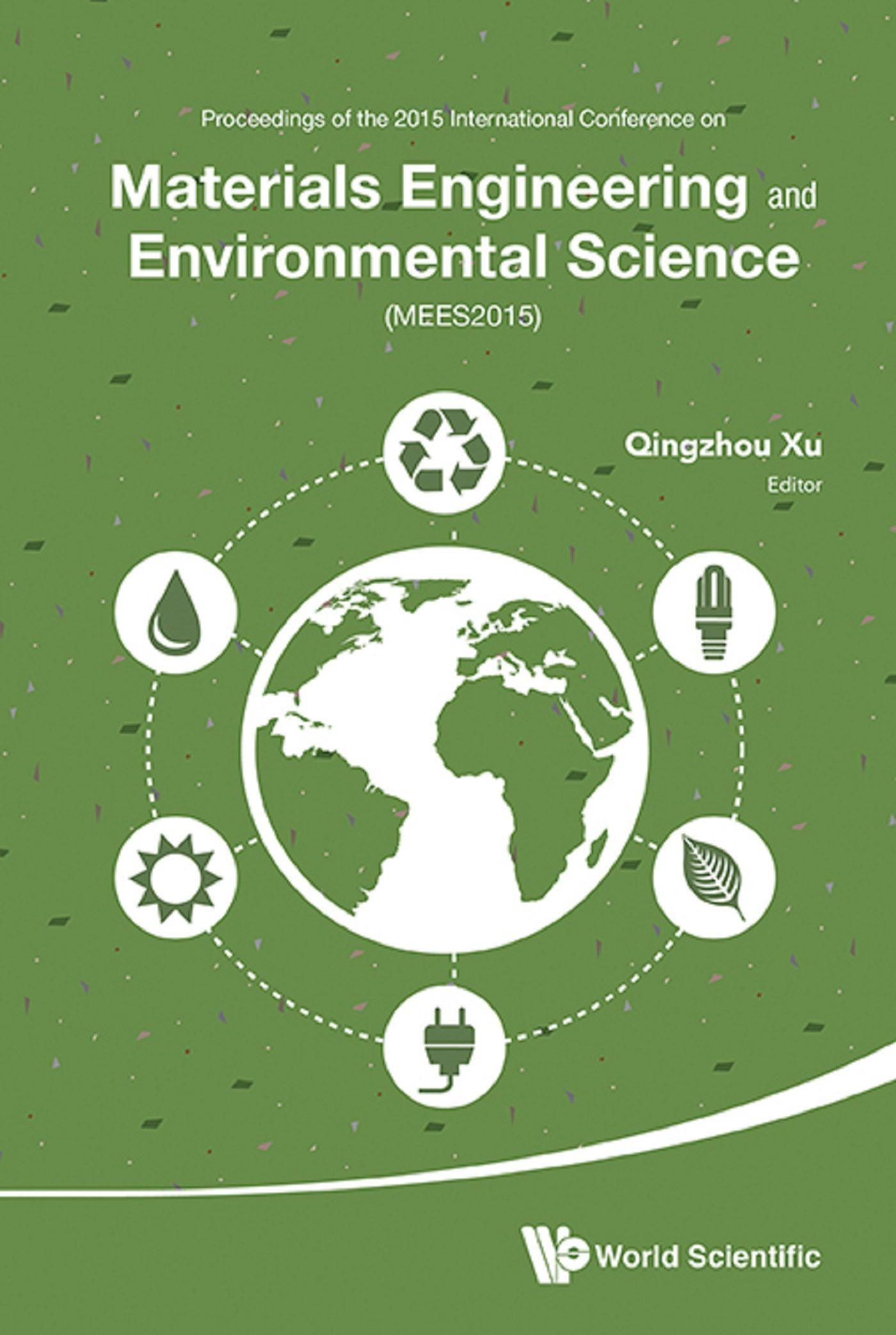 Materials Engineering And Environmental Science Ebook Descargar