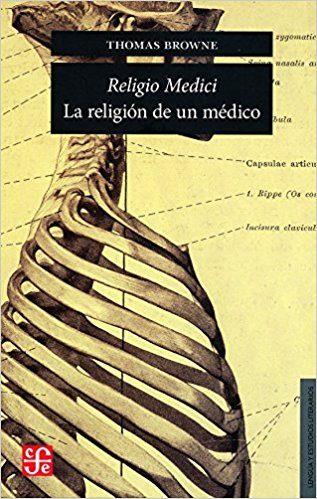 religio medici: la religion de un medico-thomas browne-9789877190991
