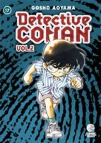 detective conan (vol. ii, nº 17) gosho aoyama 8432715013501