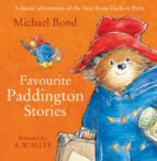 paddington   favourite paddington stories michael bond 9780007580101