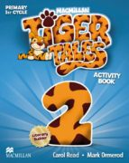 tiger 2º primary activity book (n/e) 9780230476301