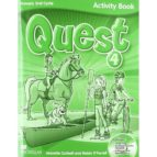 quest 4 primary activity book pack (n/e) 9780230478701