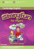 storyfun for flyers student s book-karen saxby-9780521134101